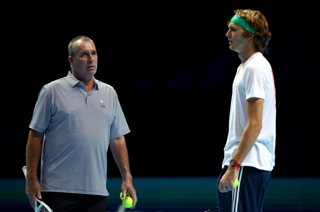 Hamburg | Ivan Lendl announces split with Alexander Zverev