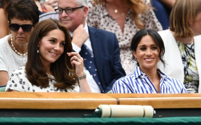 Wimbledon   Meghan and Kate to watch women's final together