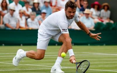 Wimbledon | Wawrinka joins the exodus of names