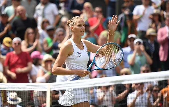 Wimbledon | Pliskova and Azarenka cruise into third round
