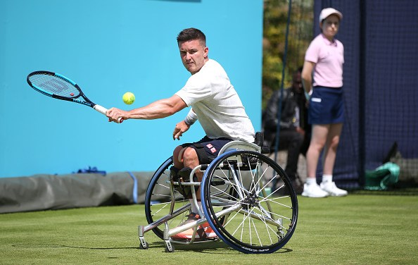 Wimbledon | British Wheelchair quartet draw seeds