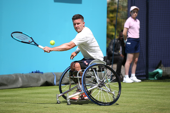 Wimbledon   British Wheelchair quartet draw seeds