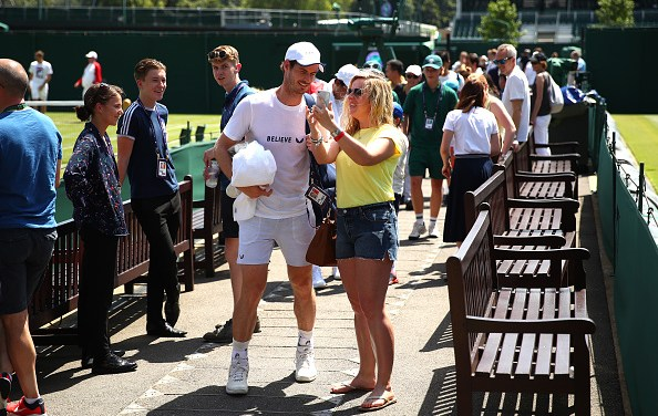 Wimbledon | Murray keeps making news