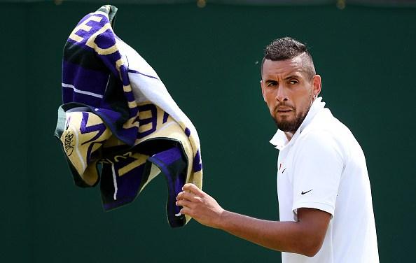 Wimbledon | Kyrgios fights through five sets