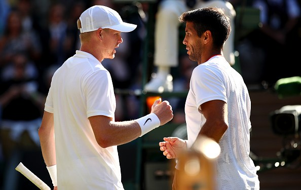 Wimbledon | Edmund is disappointed