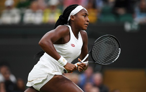 Wimbledon | Sensational Gauff sweeps past Rybarikova