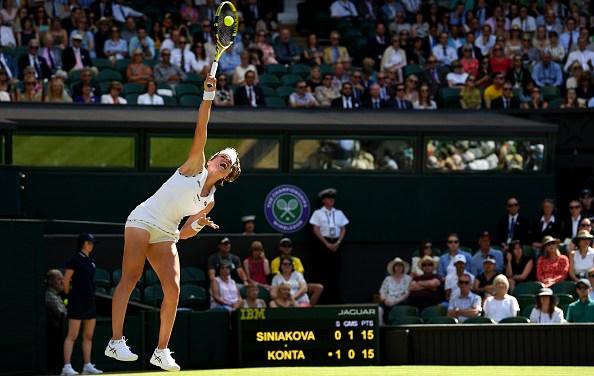 Wimbledon | Konta in great form