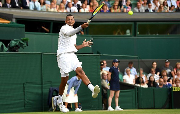 Wimbledon | Kyrgios gets support for his antics