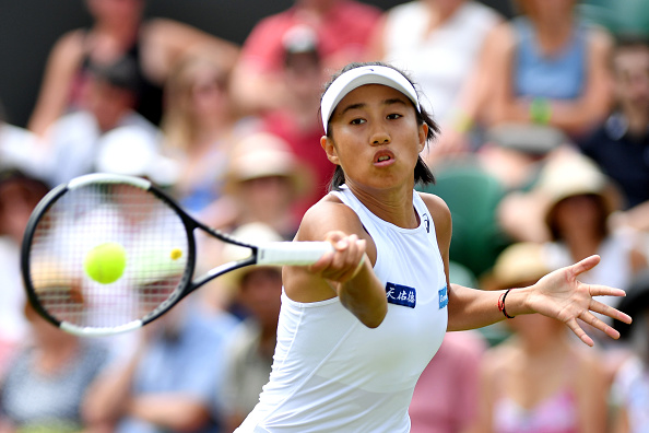 Wimbledon | Zhang shows Woz the exit, as Svitolina prevails