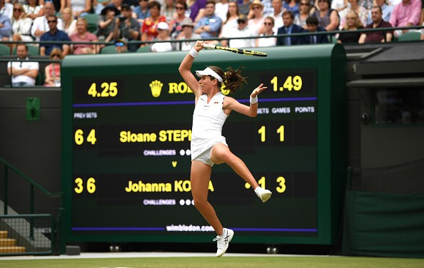 Wimbledon | Konta squeezes through but Dart exits