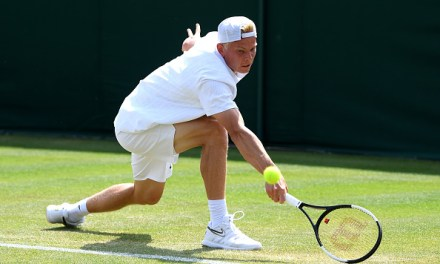 Junior Wimbledon | Matusevich falls in quarters