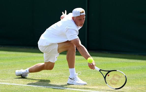 Junior Wimbledon | Matusevich falls in quarters