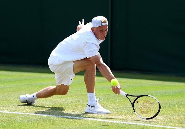 Junior Wimbledon   Matusevich falls in quarters