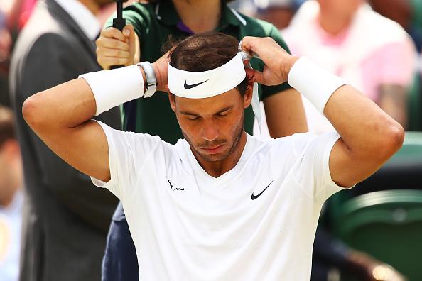Wimbledon   Nadal defends decision