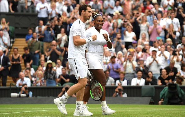 Wimbledon | Andy & Serena make third round