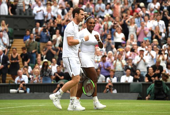 Wimbledon | Andy & Serena make third round