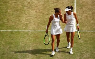 Wimbledon   Strycova bounces back to reach Doubles final