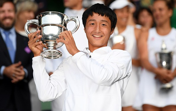 Junior Wimbledon | Mochizuki, first Japanese boys Wimbledon champion