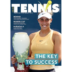Tennis Magazine - Issue 9 Vol 3
