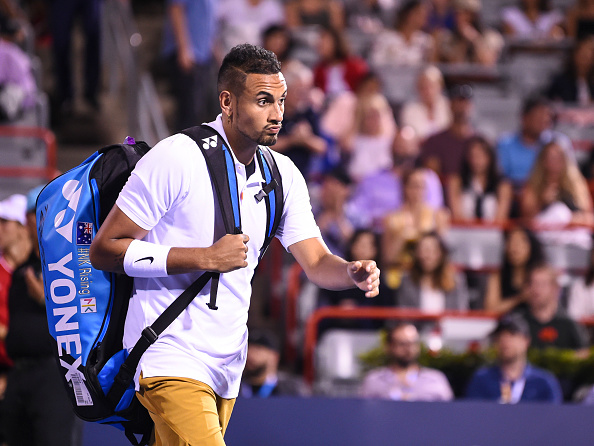 Cincinnati | Kyrgios hit with heavy fines