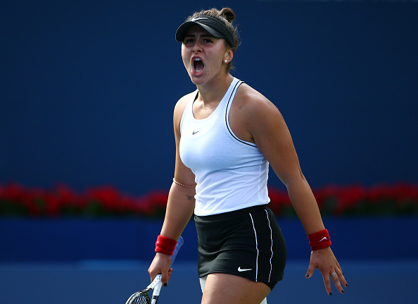 Toronto | Andreescu carrying a nation's hopes