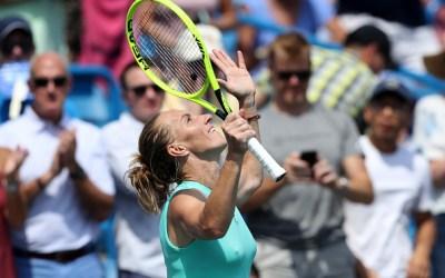 Cincinnati | Kuznetsova cruises into final to meet Keys