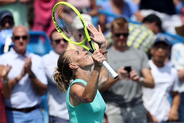 Cincinnati | Kuznetsova cruises into final to meet Keys