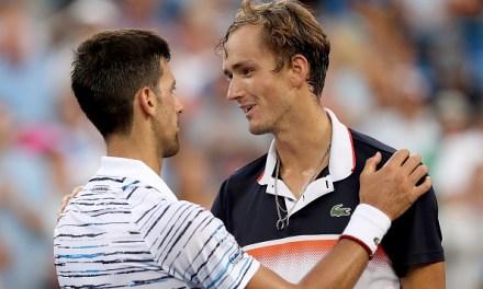 Cincinnati | Medvedev dethrones Djokovic