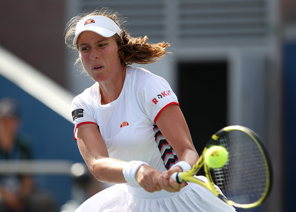 New York | Konta marches into last 16 at Flushing Meadows