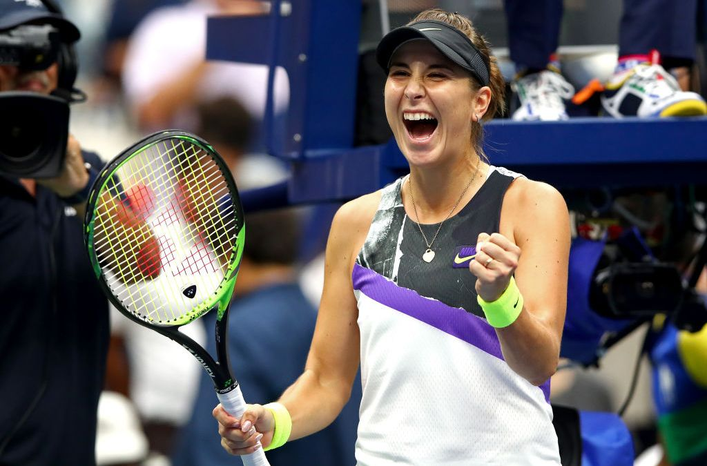 New York | Bencic dethrones Osaka for quarter-final spot against Vekic