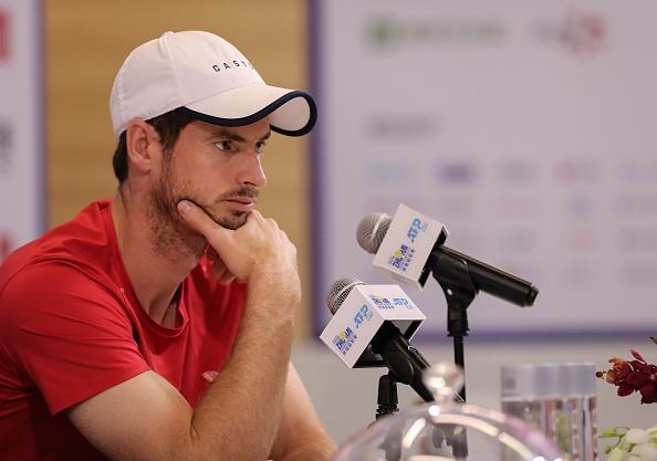 Beijing   Murray gets tough opener