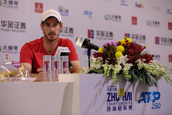 Zhuhai | Murray scores his first win at Tour level