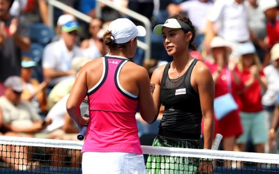 New York | Barty busted as Serena sails on