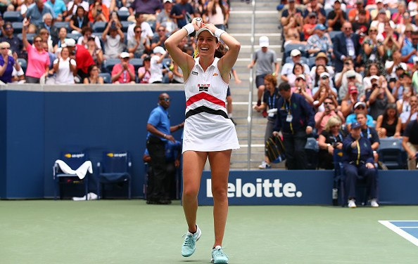 New York | Konta passes Pliskova to face Svitolina in last 8