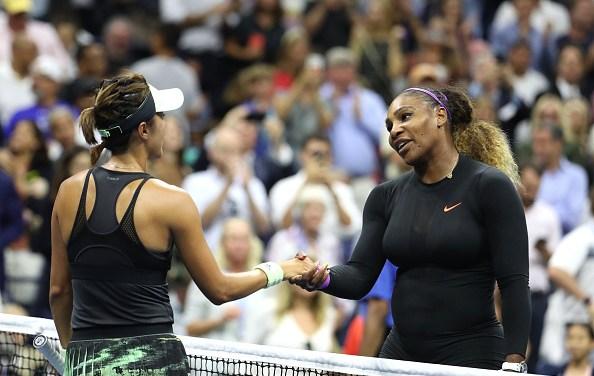 New York | Serena sails into semis