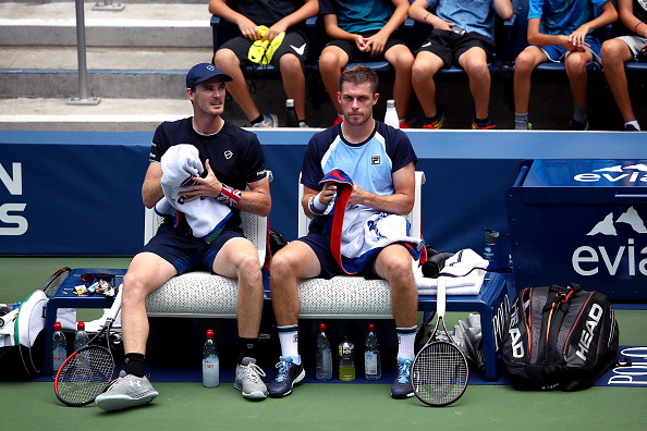 New York | Jamie chases two doubles titles