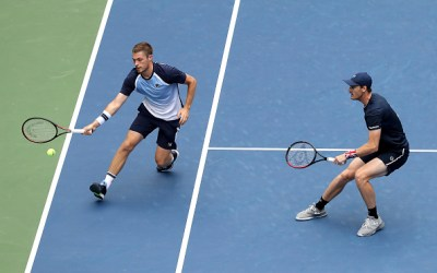 New York   Murray & Skupski lose doubles semi-final