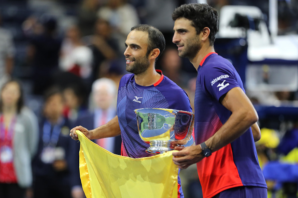 New York | Cabal & Farah win men's doubles title