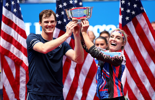 New York | Jamie Murray wins US Open Mixed