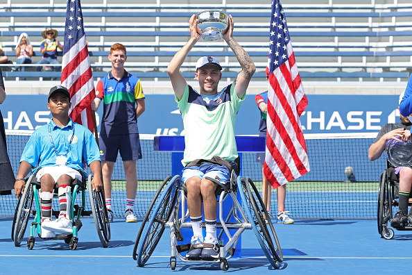 New York | Lapthorne and Hewett win second US wheelchair crowns.