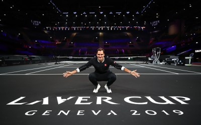 Geneva   Federer and Team Europe to defend the Laver Cup