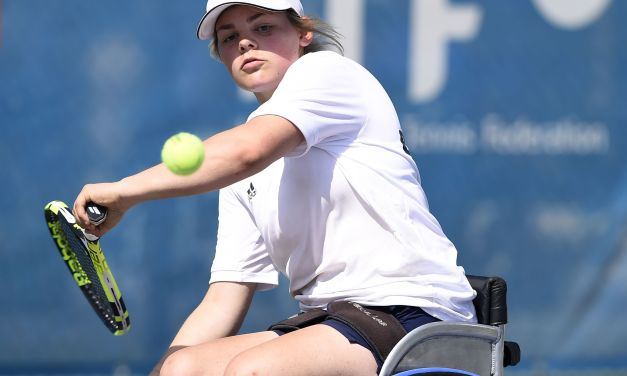 Abingdon | International Wheelchair players line up for LTA inaugural Futures Tournament