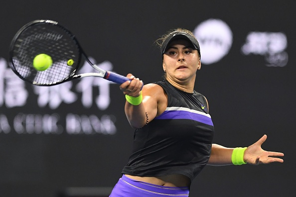 Beijing | Andreescu & Osaka, Kasatkina & Wozniacki into QF