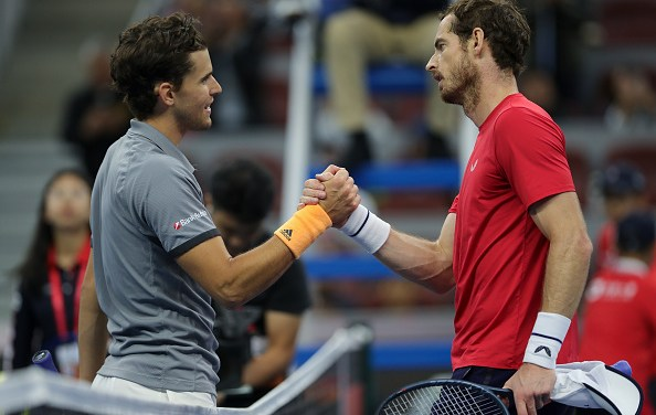 Beijing | Murray pushes Thiem all the way