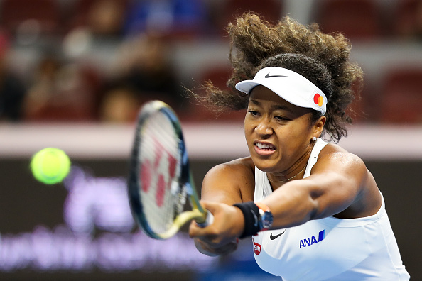 Beijing   Osaka ends Andreescu's winning streak
