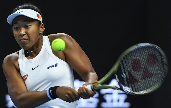 Beijing   Osaka charges past Wozniacki into final