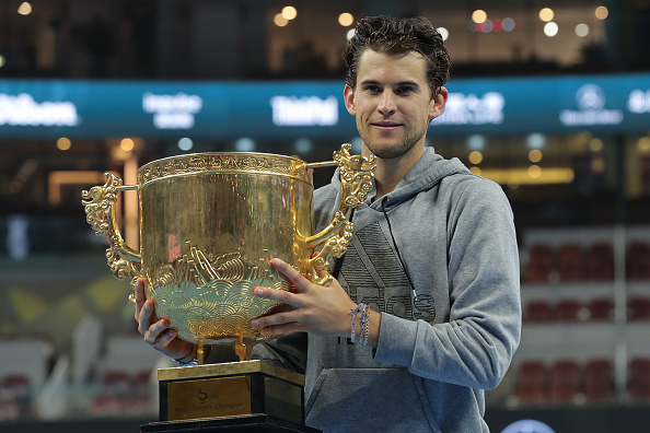 Beijing | Thiem dons the China Open crown