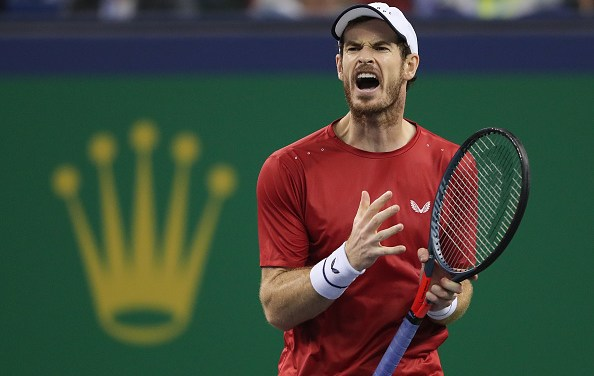 Shanghai | Murray recovers to make second round