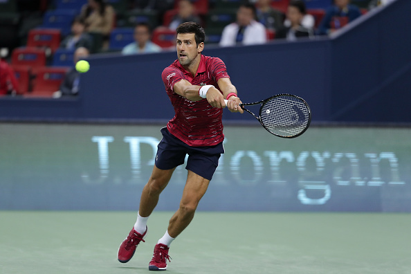Shanghai | Djokovic leads the top seeds into third round.