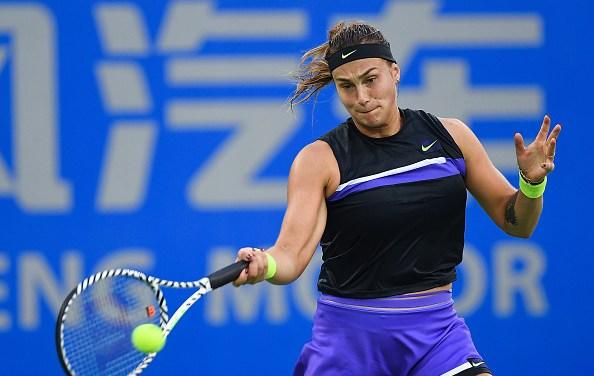 Zhuhai   Sabalenka moves past Muchova into final